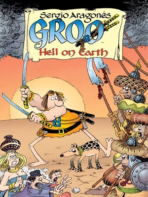 cover image of Groo: Hell on Earth