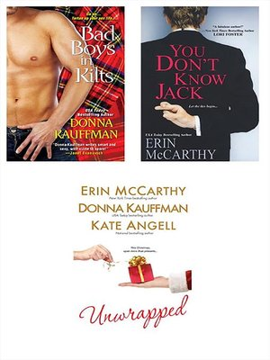 cover image of Unwrapped Bundle with You Don't Know Jack & Bad Boys in Kilts