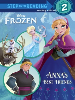 cover image of Anna's Best Friends