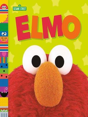 cover image of Elmo (Sesame Street Friends)