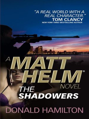cover image of The Shadowers