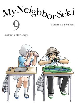 cover image of My Neighbor Seki, 9