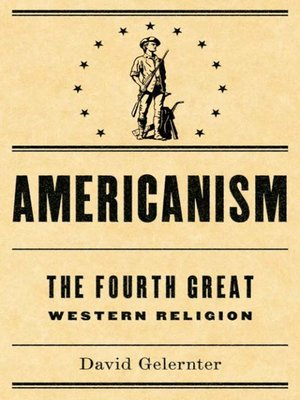 cover image of Americanism