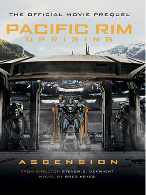 cover image of Pacific Rim Uprising