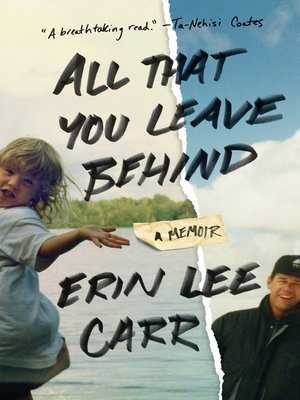 cover image of All That You Leave Behind