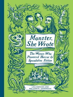 cover image of Monster, She Wrote