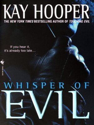 cover image of Whisper of Evil