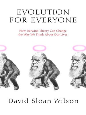 cover image of Evolution for Everyone