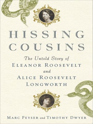cover image of Hissing Cousins