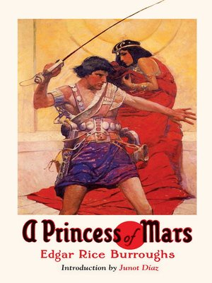 cover image of A Princess of Mars