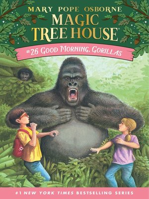 cover image of Good Morning, Gorillas