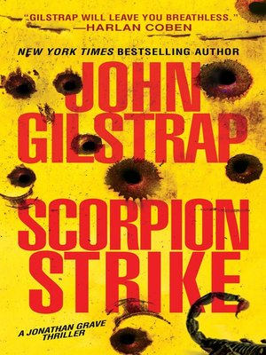 cover image of Scorpion Strike