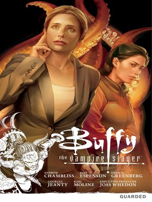 cover image of Buffy the Vampire Slayer, Season 9, Volume 3