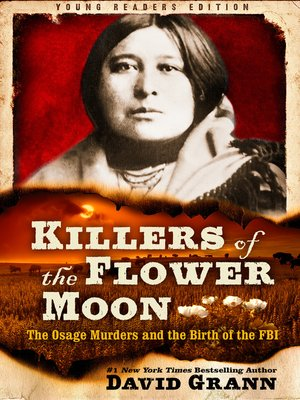 cover image of Killers of the Flower Moon