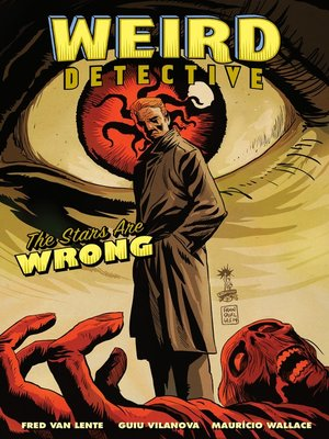 cover image of Weird Detective: The Stars Are Wrong