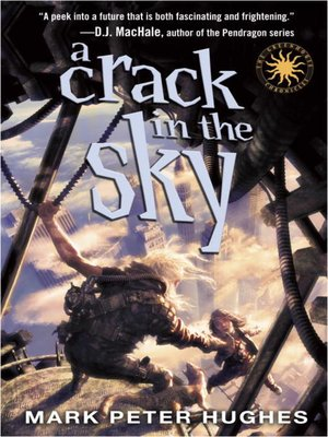 cover image of A Crack in the Sky