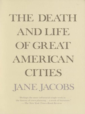 cover image of The Death and Life of Great American Cities