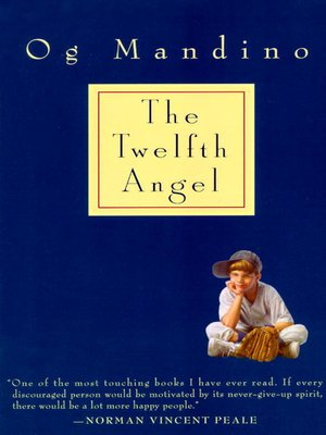 cover image of Twelfth Angel
