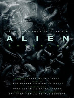 cover image of Alien: Covenant