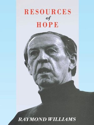 cover image of Resources of Hope