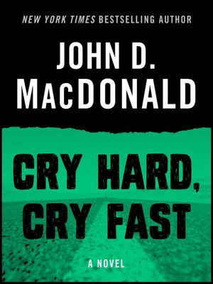 cover image of Cry Hard, Cry Fast