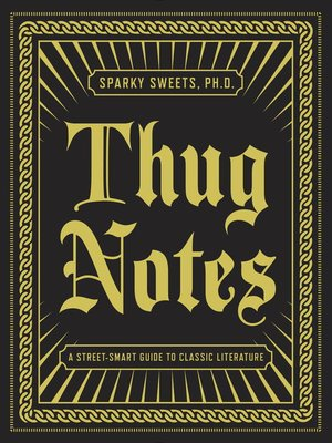 cover image of Thug Notes
