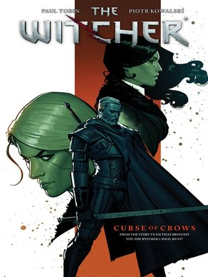 cover image of The Witcher (2014), Volume 3