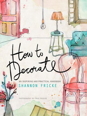 cover image of How to Decorate