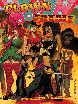 cover image of Clown Fatale