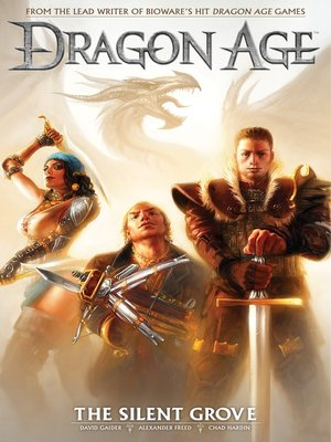 cover image of Dragon Age, Volume 1
