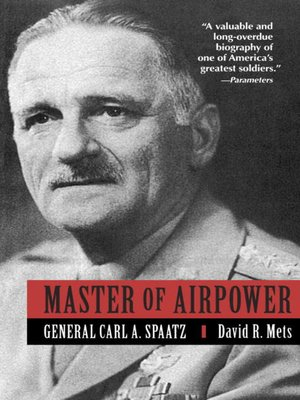 cover image of Master of Airpower