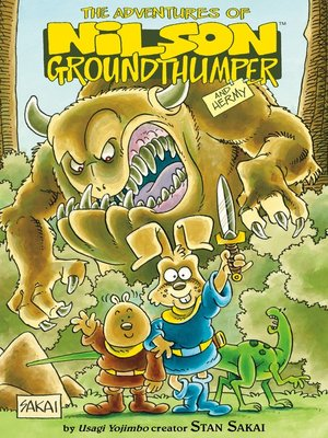 cover image of The Adventures of Nilson Groundthumper and Hermy