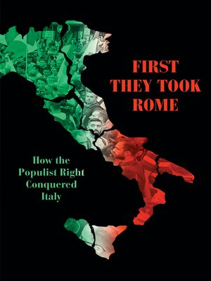 cover image of First We Take Rome