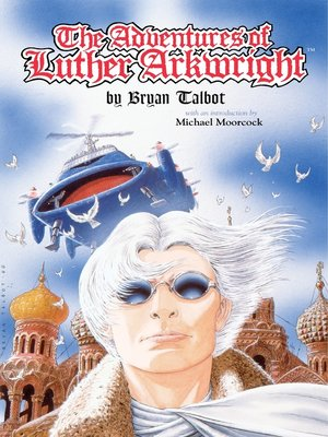 cover image of Adventures of Luther Arkwright