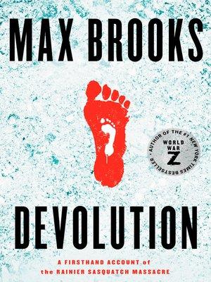 Devolution Book Cover