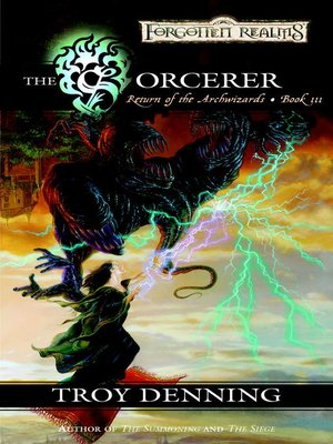 cover image of The Sorcerer