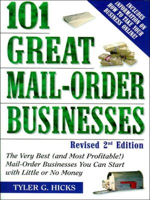 cover image of 101 Great Mail-Order Businesses