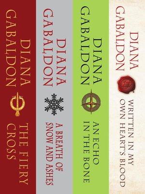 cover image of The Outlander Series Bundle, Books 5, 6, 7, and 8