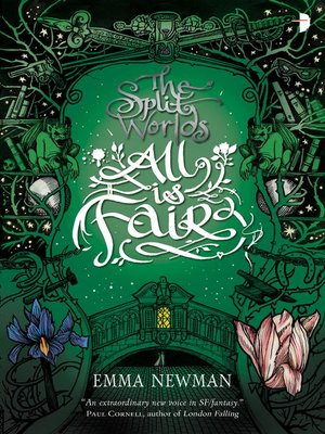 cover image of All Is Fair