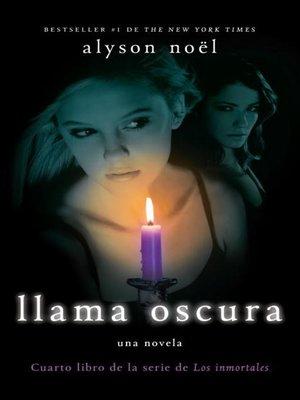 cover image of Llama Oscura