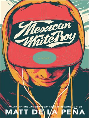 cover image of Mexican WhiteBoy