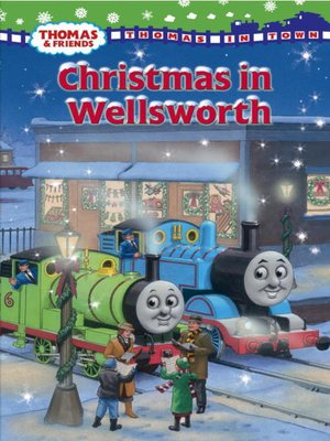 cover image of Christmas in Wellsworth