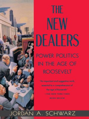 cover image of The New Dealers