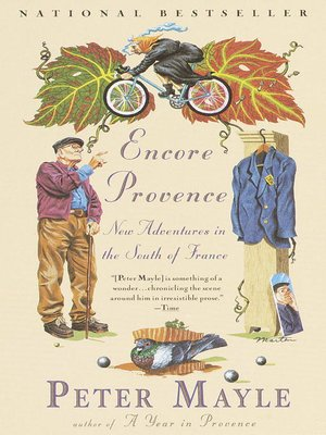 cover image of Encore Provence