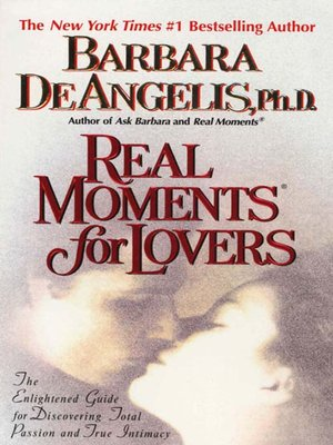 cover image of Real Moments for Lovers