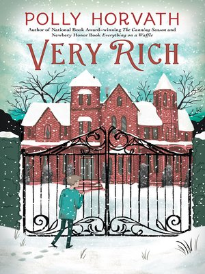 cover image of Very Rich