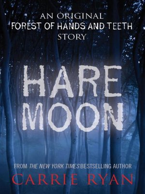 cover image of Hare Moon