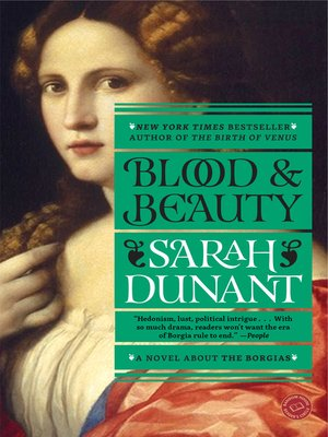 cover image of Blood and Beauty
