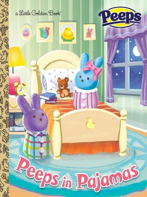 cover image of Peeps in Pajamas