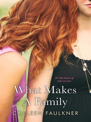 cover image of What Makes a Family